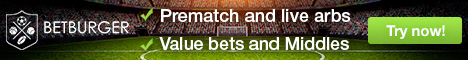 BetBurger | Live and Pre-game surebets